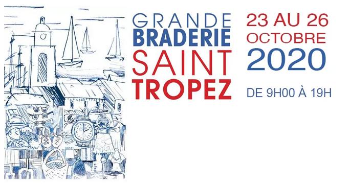 Grande Braderie 2020 Saint Tropez